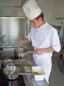 lycée professionnel renée bonnet - le cap cuisine - Cuisine Professionnelle Bonnet